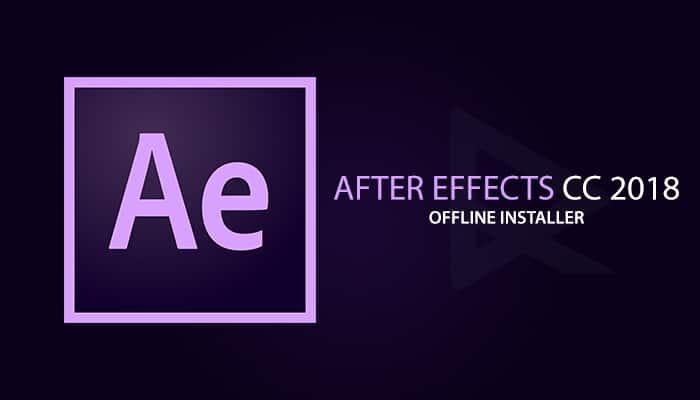 , Adobe After Effect CC 2018 v15.1.1 Full