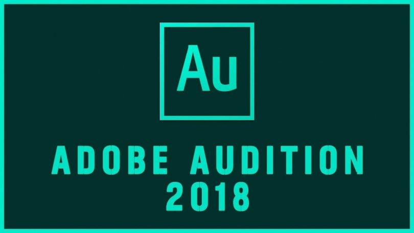 Adobe Audition CC 2018 v11.0 Full, Adobe Audition CC 2018 v11.0 Full