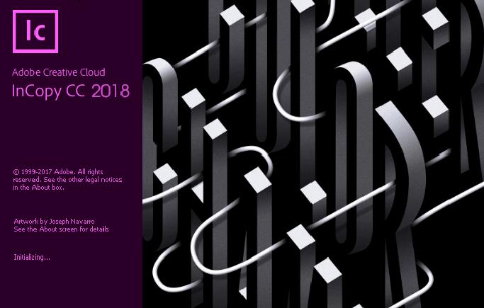 Adobe InCopy CC 2018 v13.0 Full - Adobe InCopy CC 2018 v13.0 Full