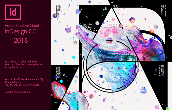 Adobe Indesign CC 2018 v13.0 Full, Adobe Indesign CC 2018 v13.0 Full