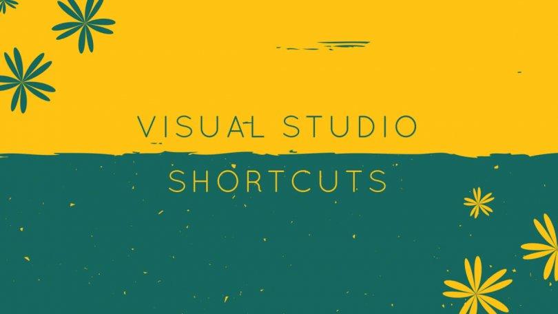 hotkey Visual Studio, Tăng tốc độ code bằng phím tắt trên Visual Studio (Visual Studio Short Cuts)
