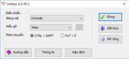 window 10 dpi fix unikey - Sữa lỗi chữ bị mờ của ứng dụng với màn hình máy tính độ phân giải cao