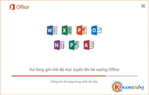 Bước 3 Hướng dẫn cài đặt tiếng việt cho Office 2016 - Hướng dẫn cách cài đặt ngôn ngữ tiếng Việt cho Office 2016
