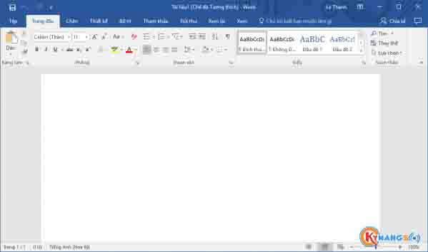 Kết quả Hướng dẫn cài đặt tiếng việt cho Office 2016 - Hướng dẫn cách cài đặt ngôn ngữ tiếng Việt cho Office 2016
