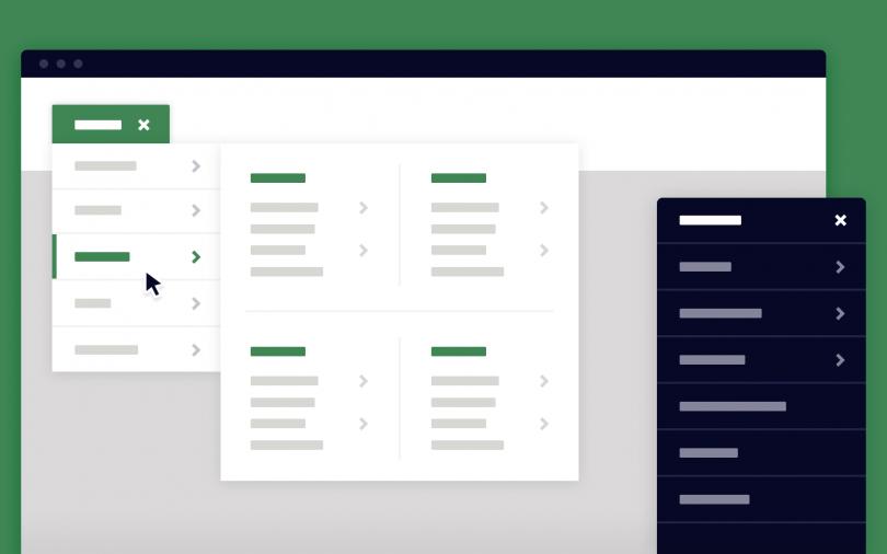 Tổng hợp một số mẫu Menu CSS tuyển chọn cực đẹp từ Codepen