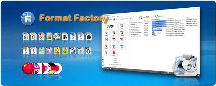 Format Factory, Format Factory – Hướng dẫn cài đặt và sử dụng Format Factory chuyển đổi file miễn phí