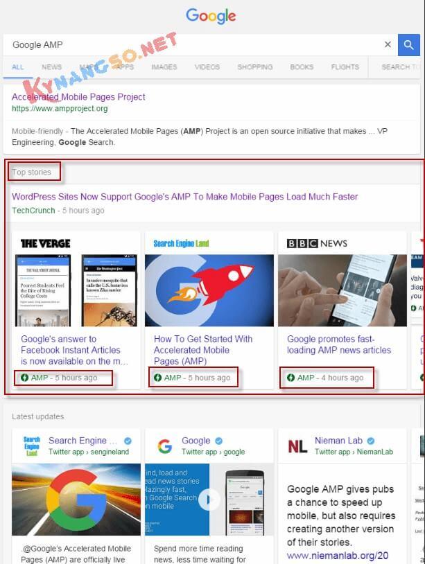 C%C3%A1ch c%C3%A0i %C4%91%E1%BA%B7t Google AMP l%C3%AAn Website Wordpress c%E1%BB%A7a b%E1%BA%A1n 1 - AMP là gì ? Cách cài đặt Google AMP lên Website Wordpress của bạn!