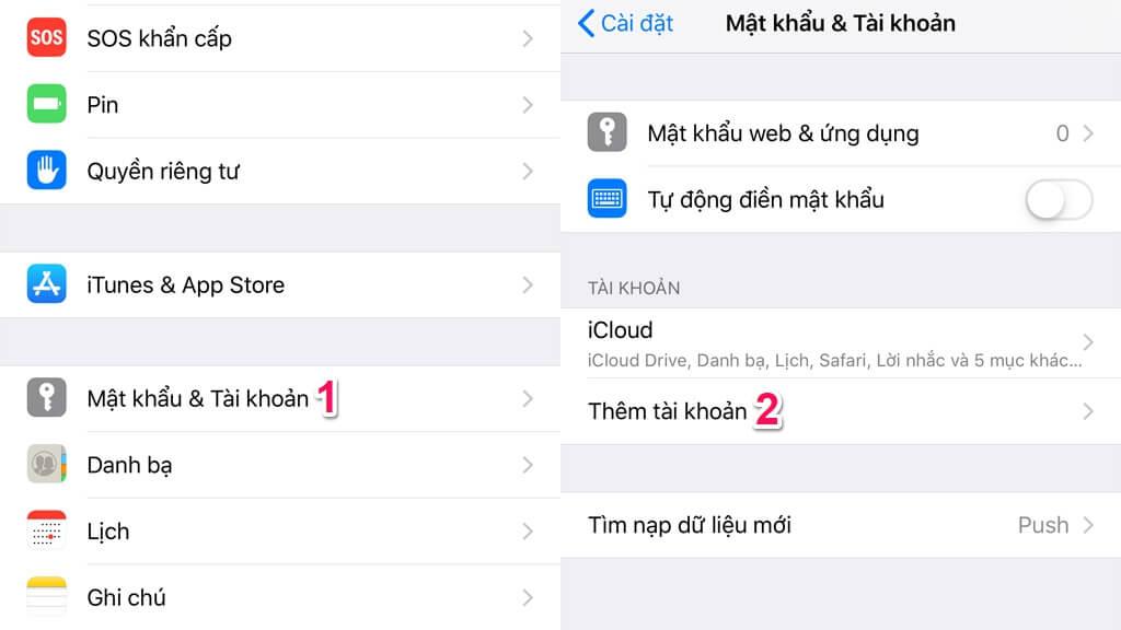 Hướng dẫn thêm Lịch Âm VN vào ứng dụng Lịch mặc định trên iOS b1 - Hướng dẫn tích hợp Âm Lịch và ứng dụng Lịch mặc định trên IOS mới nhất
