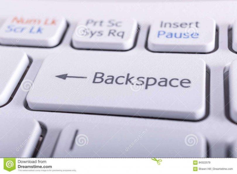 Phím Backspace trên Windows 10 chỉ xóa được 1 Ký Tự, Sửa lỗi Phím Backspace trên Windows 10 chỉ xóa được 1 Ký Tự