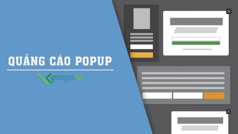 code quảng cáo popup cho website, Share Code đặt Các dạng Quảng cáo bằng Popup lên blog/website/wordpress