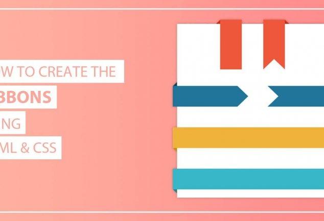 Tổng hợp 20 code HTML CSS Ribbons cực đẹp trên CodePen 634x433 - Tổng hợp 20 code HTML/CSS Ribbons cực đẹp trên CodePen
