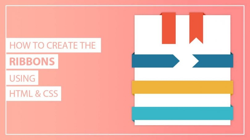 ribbon css codepen, Tổng hợp 20 code HTML/CSS Ribbons cực đẹp trên CodePen