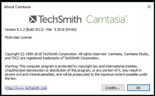 Camtasia Studio 9.1.2 Full Active – Phần mềm quay màn hình và chỉnh sửa video số một active - Camtasia Studio 9.1.2 Full Active – Phần mềm quay màn hình và chỉnh sửa video số một