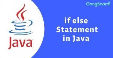 if else statement in java 375x195 - [Bài 4] If Else - Control Statements (Câu lệnh điều khiển / Câu lệnh rẽ nhánh)