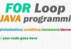 Vòng lặp trong Java, [Bài 7] Vòng lặp trong Java (Loop in Java)