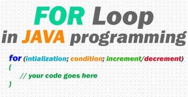 Bài 7 Vòng lặp trong Java Loops in Java Avatar 375x195 - Tổng hợp những lời chúc 20/10 hay và ý nghĩa nhất 2019