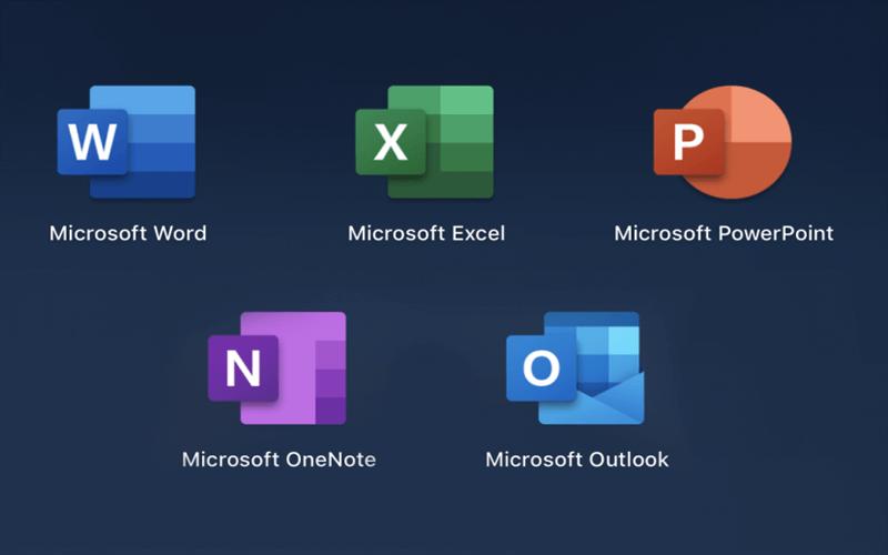 Microsoft Office 2019 Full Active – Hướng dẫn Cài đặt và Kích hoạt bản quyền New Icons - Microsoft Office 2019 Professional Plus Download Google Drive Link Full Key Active