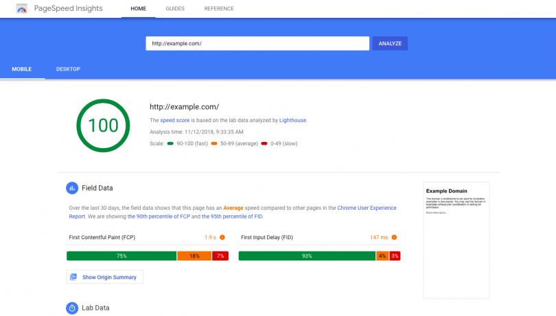 Hướng dẫn tối ưu trên 80 điểm Google PageSpeed cho Wordpress avt 810x461 - Google PageSpeed Insights là gì? Điểm PageSpeed có quan trọng?