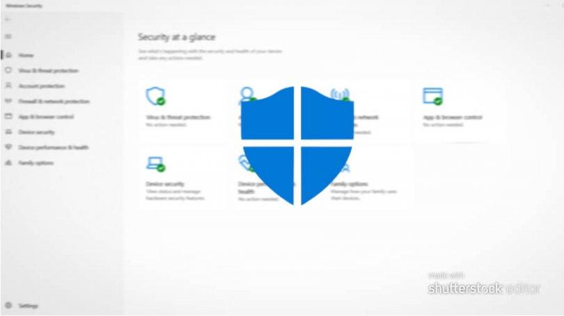 Hướng dẫn Tắt Bật Windows Defender trên Windows 10 1 810x455 - Hướng dẫn Tắt / Bật Windows Defender trên Windows 10