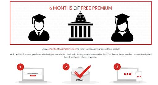 Top 10 dich vu mien phi dang gia nhat khi su dung email giao duc .Edu lastpass - Top 10 dịch vụ miễn phí đáng giá nhất khi sử dụng email giáo dục .Edu