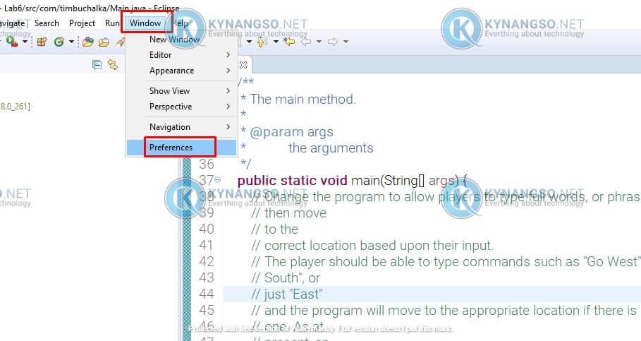 Thiet lap Eclipse tu dong goi y code khong can nhan Ctrl Space 6 - Thiết lập Eclipse tự động gợi ý code không cần nhấn Ctrl + Space