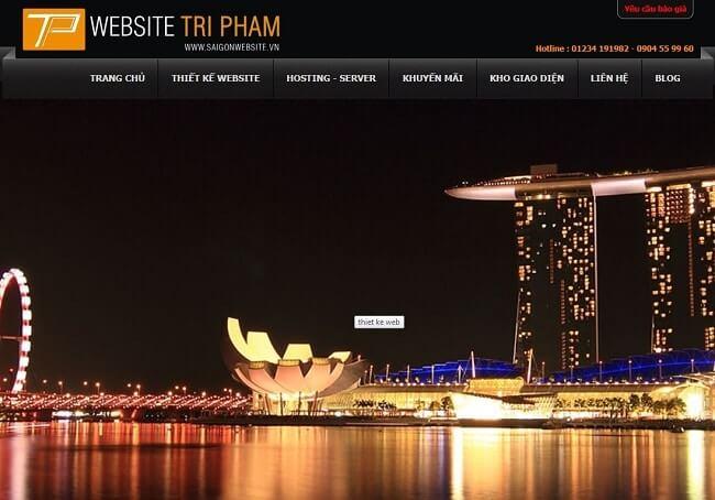 Top 10 Cong Ty Thiet Ke Website Chuyen Nghiep Uy Tin Tai Da Nang 11 - Top 10 Công Ty Thiết Kế Website Chuyên Nghiệp Uy Tín Tại Đà Nẵng