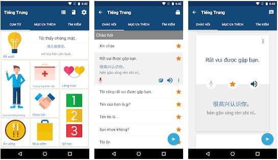 Bravolol Chinese - Top 5 ứng dụng học tiếng Trung miễn phí cho người mới bắt đầu