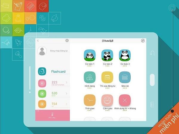 Chinese Skilll - Top 5 ứng dụng học tiếng Trung miễn phí cho người mới bắt đầu