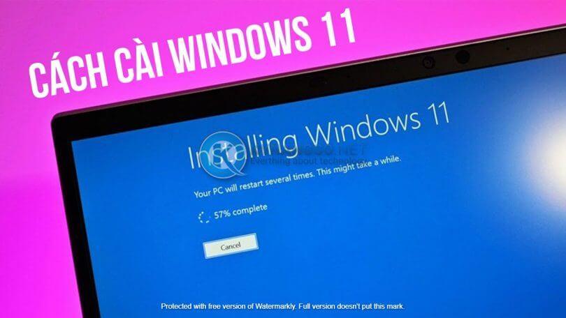 Download Windows 11, Download Windows 11 ISO file – Hướng dẫn cài đặt Windows 11 chi tiết nhất