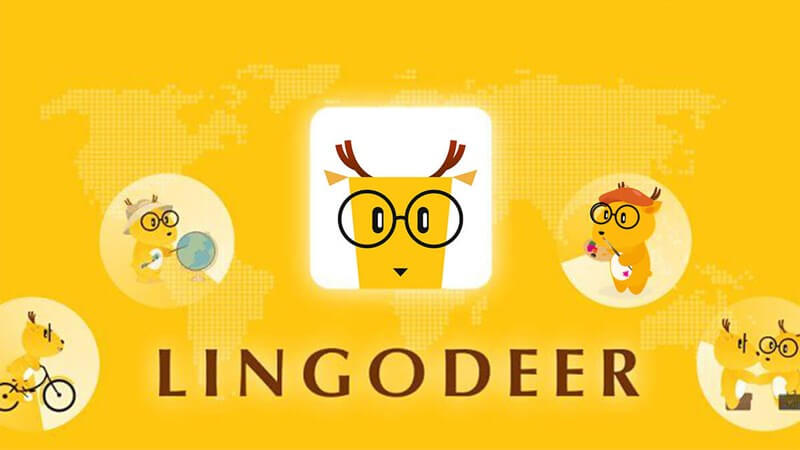 LingoDeer  - Top 5 ứng dụng học tiếng Trung miễn phí cho người mới bắt đầu