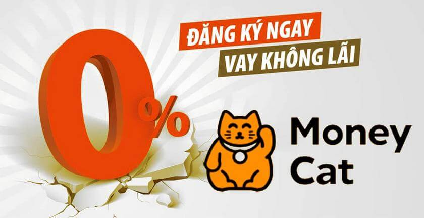 MoneyCat - Top 5 ứng dụng vay tiền online uy tín nhất năm 2021