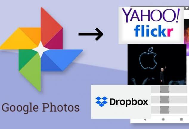 Top ứng dụng lưu trữ ảnh tốt nhất năm 2021