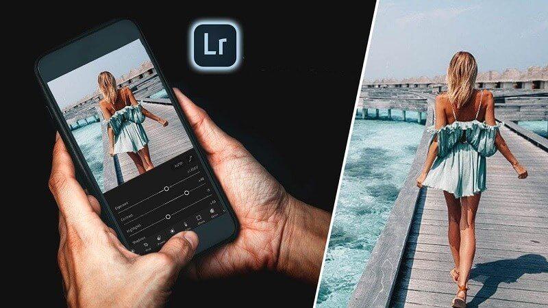 """lightroom - Top 5 phần mềm chỉnh sửa ảnh trên iPhone """"đỉnh"""" nhất năm 2021"""