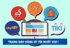 Top 5 ứng dụng bán hàng uy tín năm 2021
