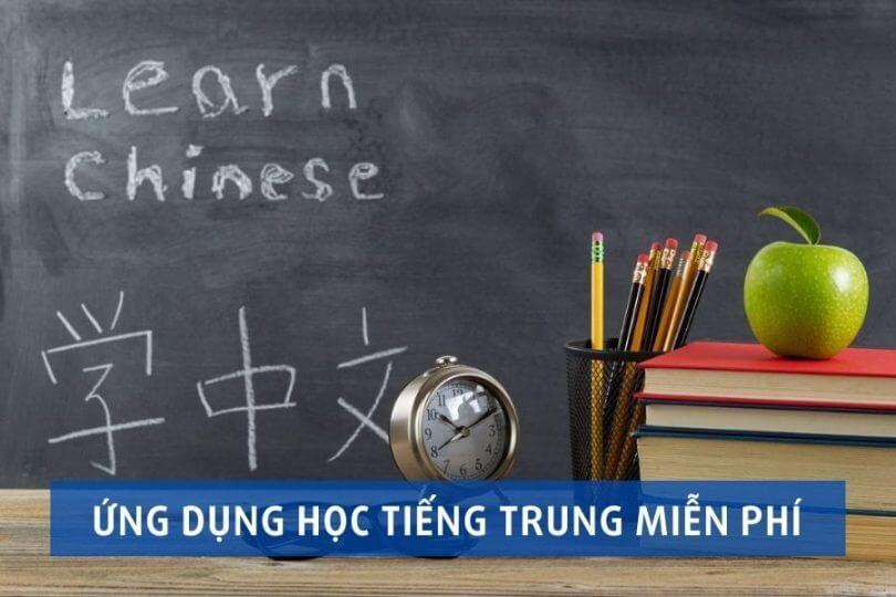 , Top 5 ứng dụng học tiếng Trung miễn phí cho người mới bắt đầu