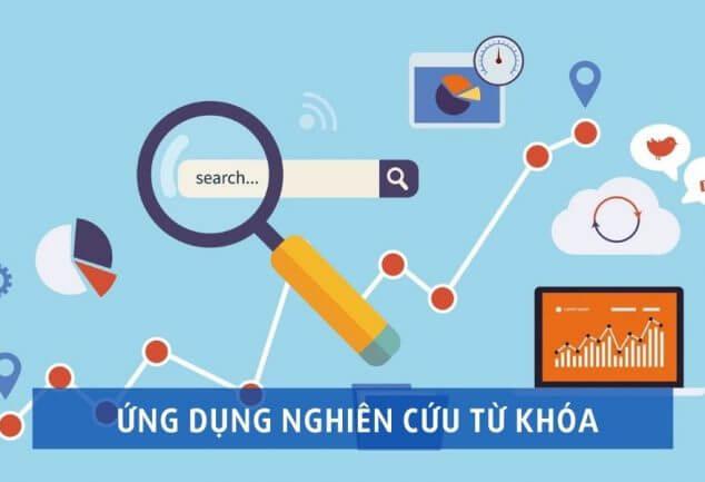 Top 5 ứng dụng nghiên cứu từ khóa