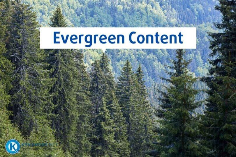 Evergreen Content, Evergreen Content – Chiến lược xây dựng nội dung SEO có giá trị lâu dài